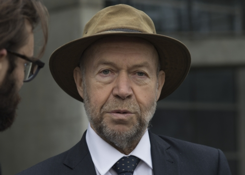 Dr. James Hansen, Climate Scientist