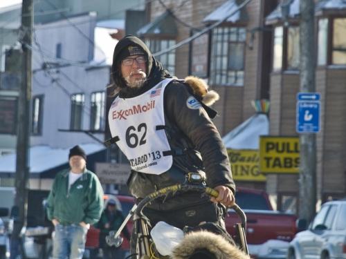 Brent Sass, Iditarod racer